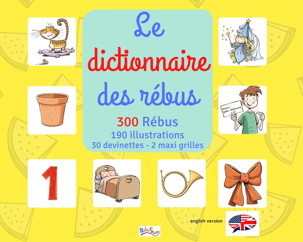 le dictionnaire des rébus version anglaise