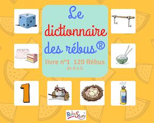 livre 1 dictionnaire des rébus